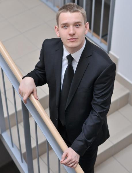 Przemysław Lepiarz, właściciel Alpol.net.pl