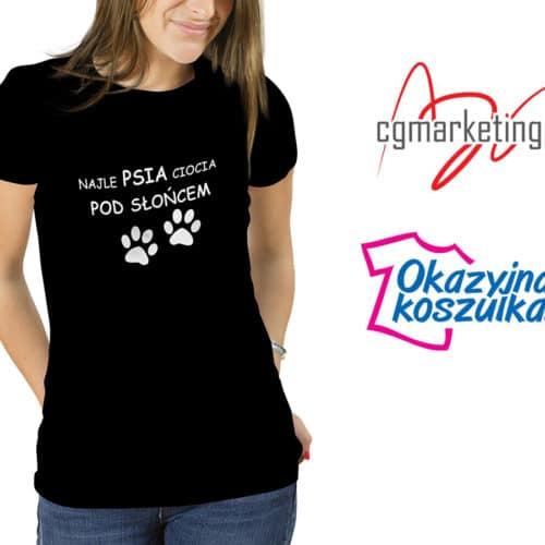 Okazyjna koszulka indywidualne zamówienie