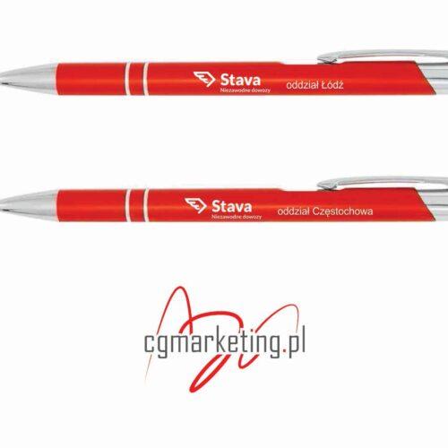 Długopisy reklamowe Stava
