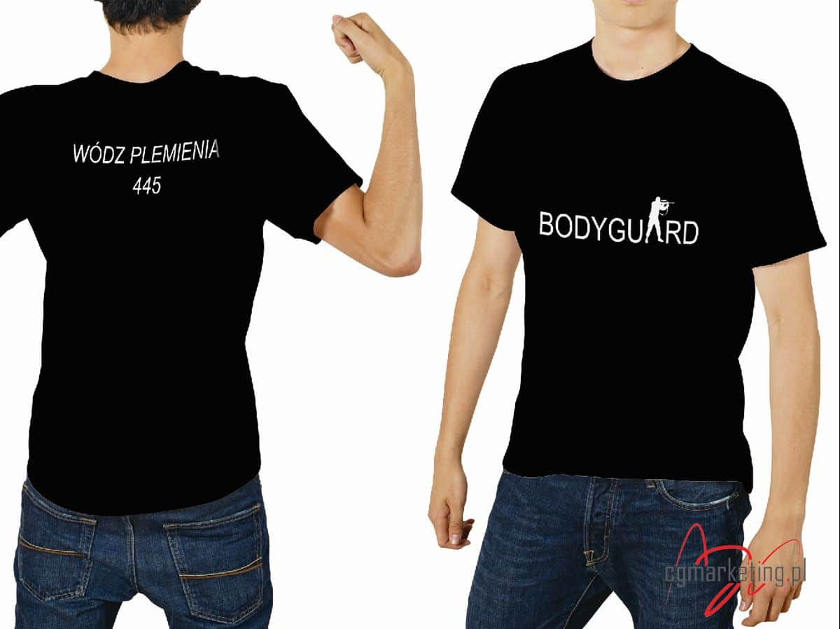 Koszulka z personalizowany nadrukiem
