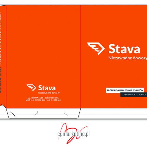 teczki reklamowe Stava