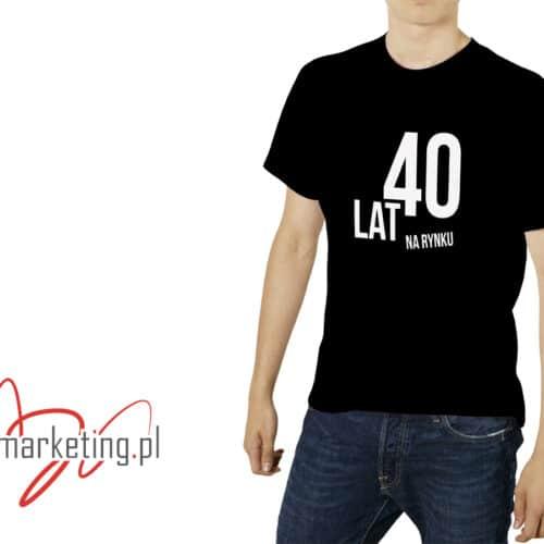 Koszulka na okazję. Koszulka z indywidualnym nadrukiem.