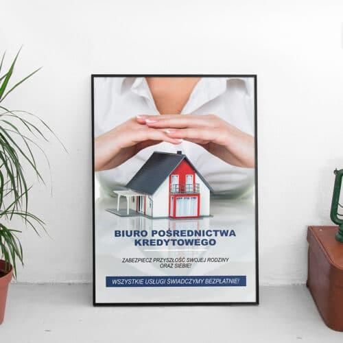 Ekspert finansowy plakat