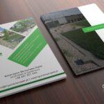 Ulotki reklamowe ingarden projektowanie ogrodów
